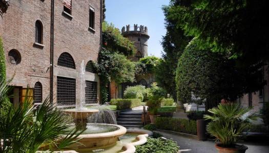 Cripta Rasponi – Giardini Pensili del Palazzo della Provincia