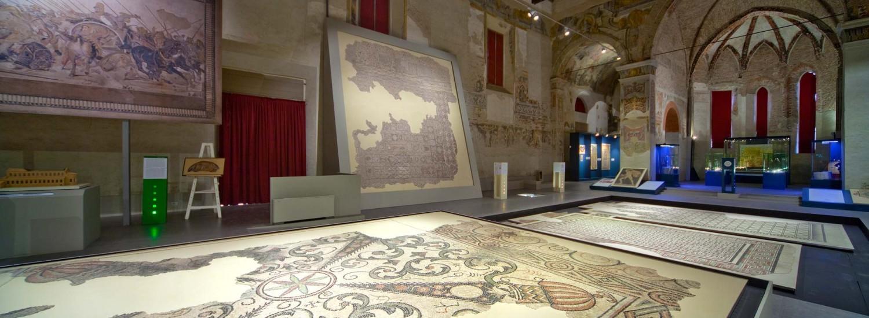 TAMO Tutta l'avventura del mosaico