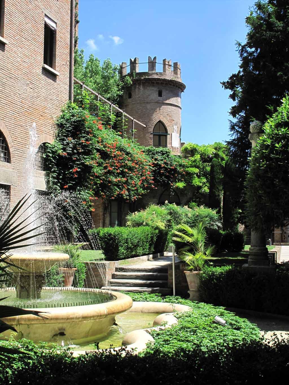 Cripta Rasponi - Giardini Pensili del Palazzo della Provincia
