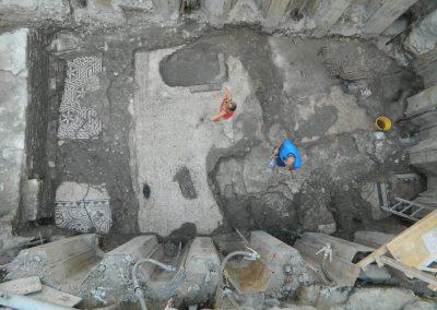 genio-delle-acque-momento-dello-scavo
