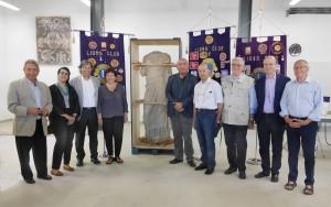 Lions e RavennAntica uniti nel restauro