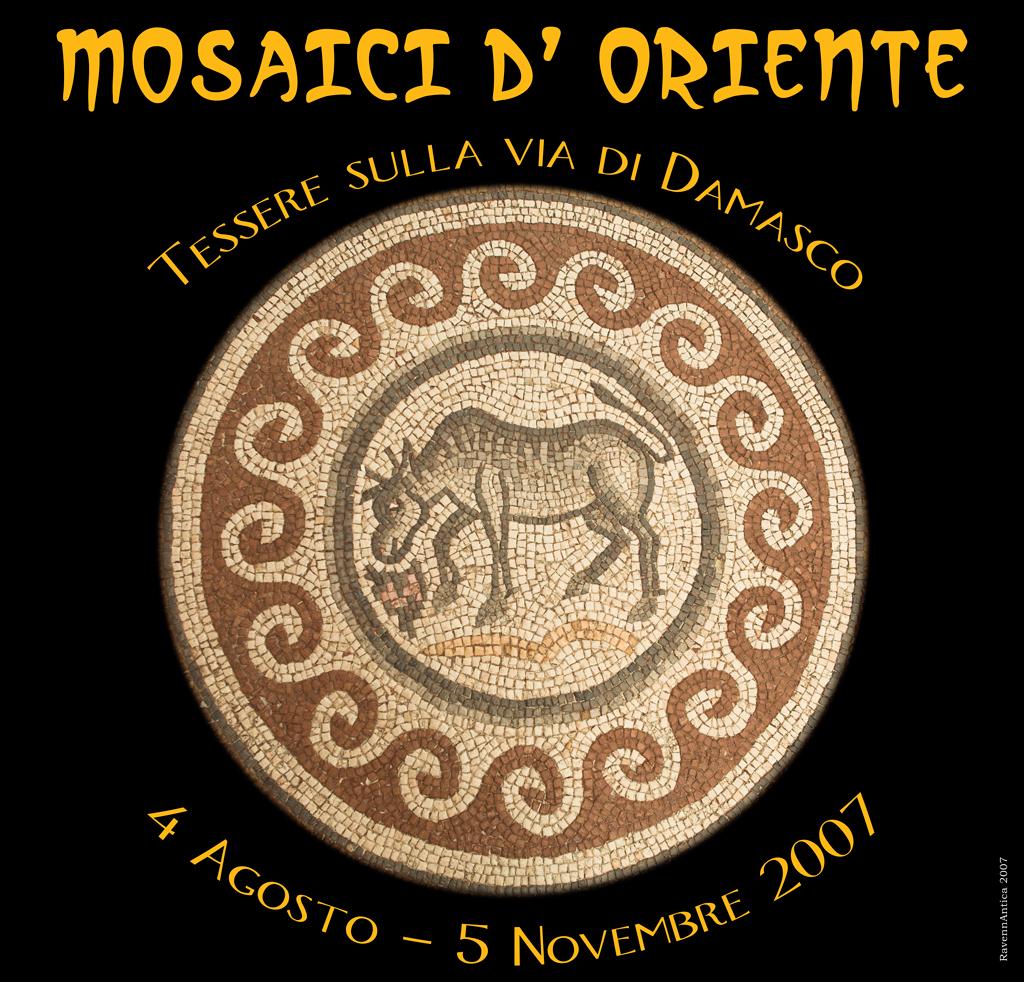 Mosaici d'Oriente – Tessere sulle vie di Damasco