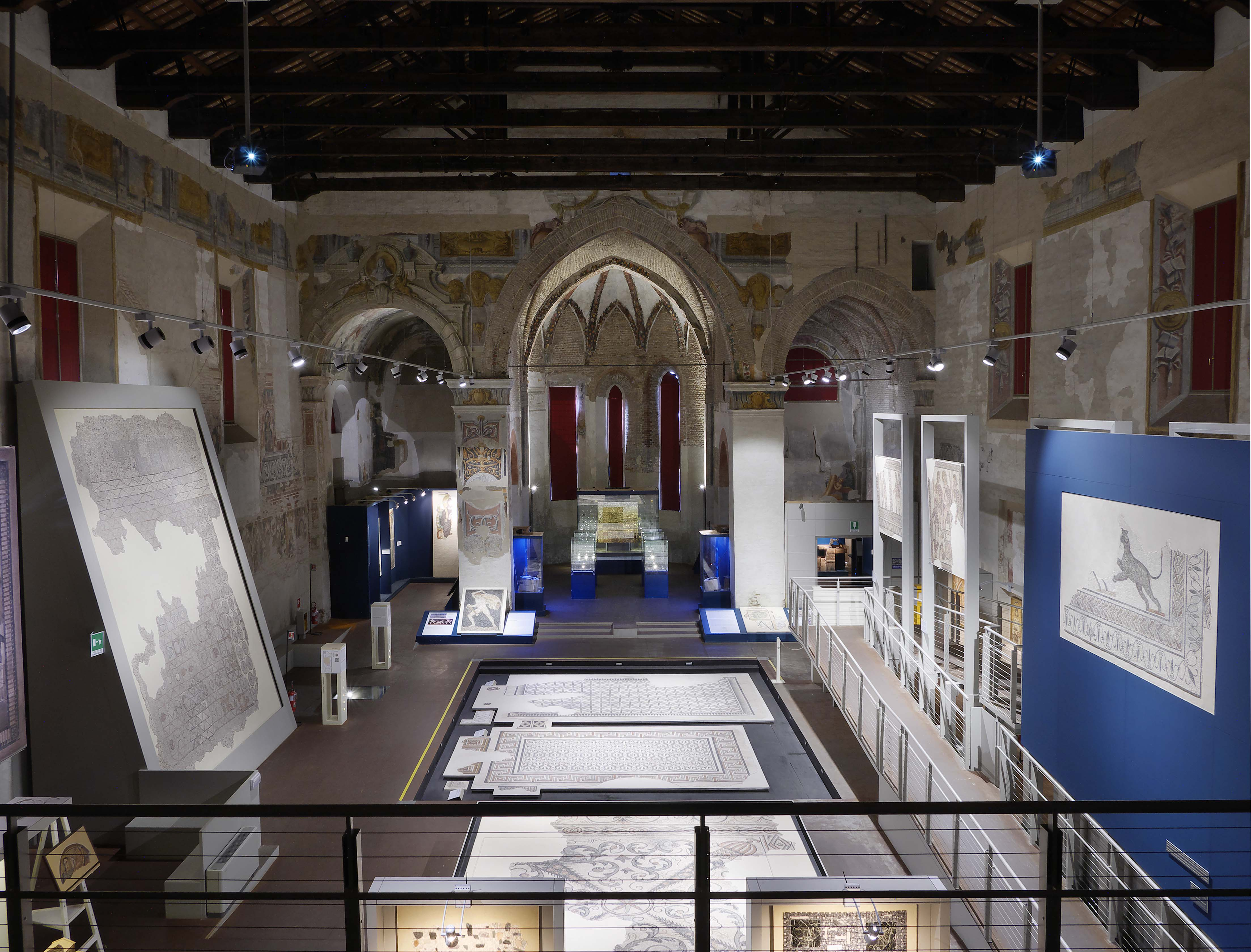 Museo TAMO - Tutta l'avventura del mosaico