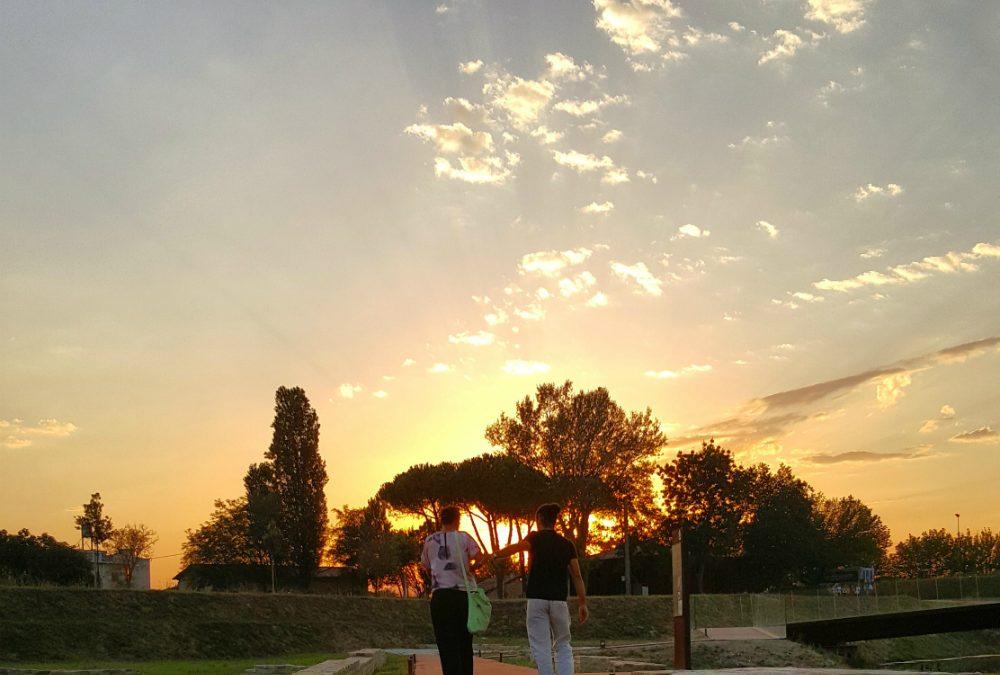 """Sabato 1 e domenica 2 ottobre """"Appuntamenti per grandi e piccini"""" all'Antico Porto e """"Il volto di Dante tour"""" al Museo TAMO"""