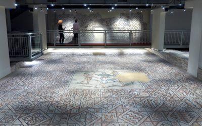 Dal 1° marzo la Domus dei Tappeti di Pietra riapre al pubblico con visite guidate tutte le domeniche del mese