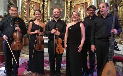 Domenica 24 settembre TAMO Barocca propone il concerto dell'Archipelago ensemble