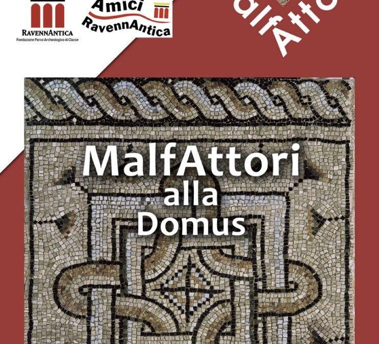 MalfAttori alla Domus: nei mercoledì di novembre nuove ed interessanti conversazioni