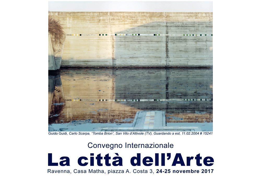 Convegno internazionale 'La città dell'Arte': confronto sul passato e futuro dell'arte musiva