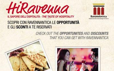 HiRavenna – Il sapore dell'ospitalità