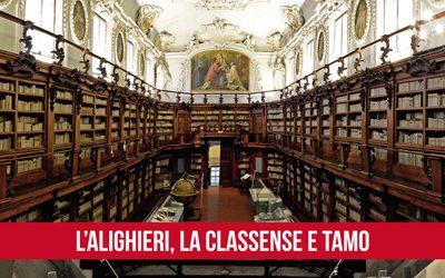 Un biglietto unico per visitare l'Alighieri, la Classense e TAMO
