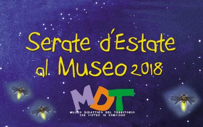 Serate d'Estate al Museo 2018