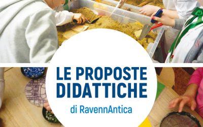 Le proposte didattiche di RavennAntica 2018 – 2019