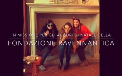 Buone Feste dalla Fondazione RavennAntica