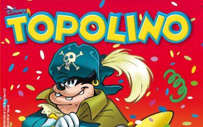Mercoledì 27 febbraio Ravenna e Classis sbarcano su Topolino