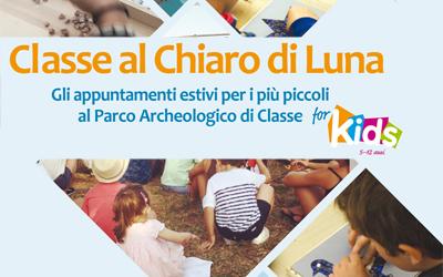 Classe al Chiaro di Luna… for Kids 2019