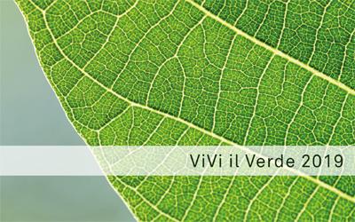"""Dal 20 al 22 settembre """"Vivi il Verde 2019"""" alla Cripta Rasponi e Giardini pensili"""