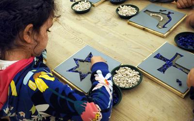 Ravenna Mosaico 2019: laboratori e visite guidate per bambini