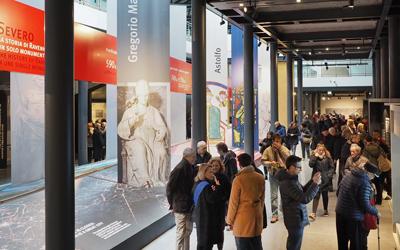 Classis Ravenna festeggia il primo anno di apertura