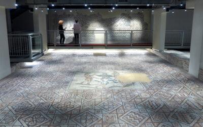 La Domus dei Tappeti di Pietra riapre al pubblico